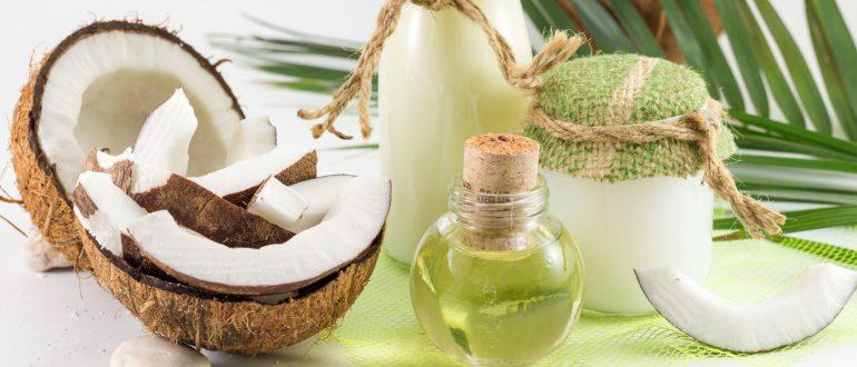 kokosöl-test
