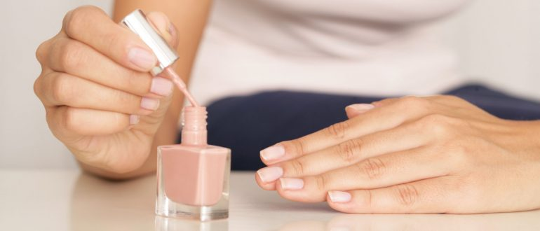 nagelhärter-test