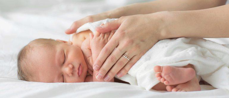 pflege baby haut