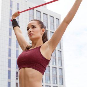 Mit dem 30-Minuten Work-out und der richtigen Pflege ist Cellulite in den Griff zu kriegen!