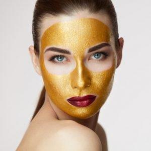 Gold in Kosmetik