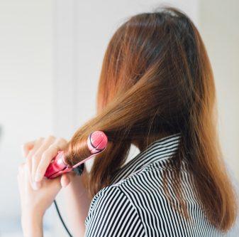 Wie Sie Gesunde Haare Trotz Glätten Haben Können