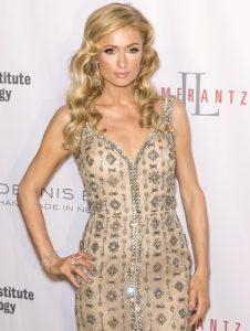 Auch sie liebt Blond: Paris Hilton
