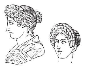 Geschichte Der Frisuren Von Agypten Bis Zu Den Romern