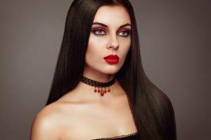 Vampir Look