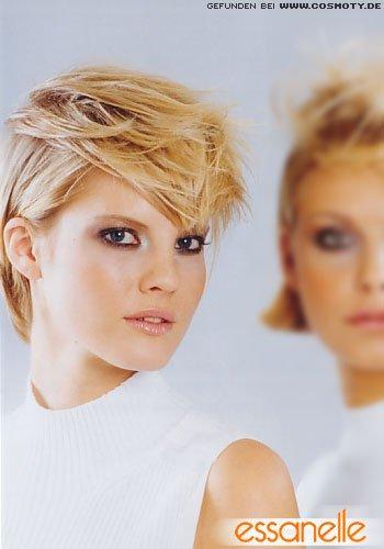 Garçon in Sunny Blond