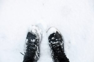 schuhe schnee