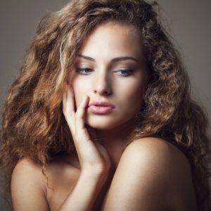 widerspenstiges Haar