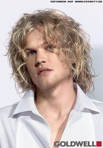 Frisuren Bilder Blonde Locken Fur Ihn Frisuren Haare
