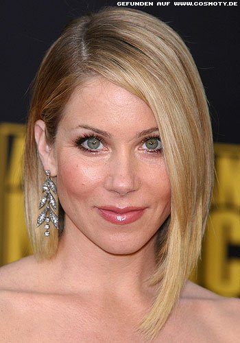 Christina Applegate mit Bob im Sleek-Look
