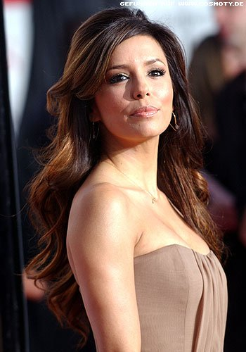 frisuren bilder eva longoria parker mit langer m hne. Black Bedroom Furniture Sets. Home Design Ideas