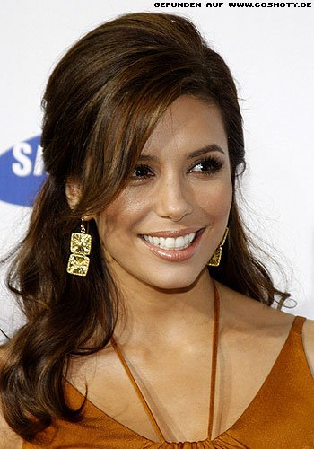 frisuren bilder eva longoria parker tr gt halb gesteckte haare frisuren haare. Black Bedroom Furniture Sets. Home Design Ideas