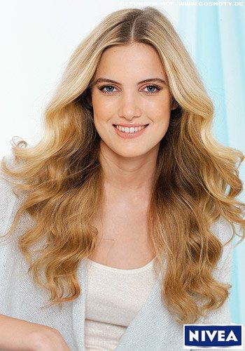 Frisuren Bilder Fullige Wellen Offen Getragen Frisuren Haare