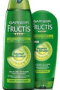 Garnier Fructis Haarpflege Mit Neuer Verpackung Neuer Formel Für