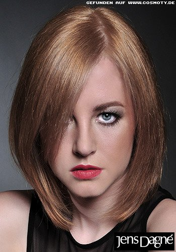 Frisuren Bilder Kurzer Stufen Bob Mit Blonden Highlights