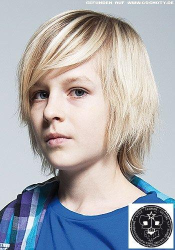 Frisuren Bilder Gestufter Bob In Kinnlänge Für Jungs
