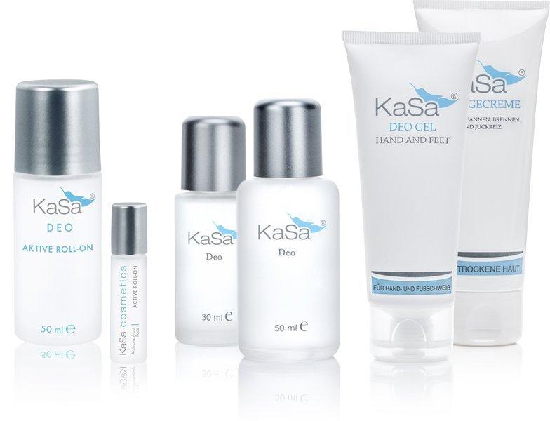 KaSa Cosmetics Active Roll-On Face Antitranspirant