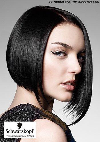 Frisuren Bilder Kinnlanger Bob Mit Asia Touch Frisuren Haare