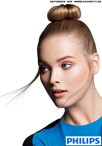 Frisuren Bilder Klassiker Strenger Ballerina Knoten Frisuren Haare