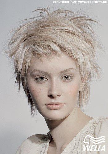 Frisuren Bilder Konzentriertes Volumen Am Oberkopf Frisuren Haare