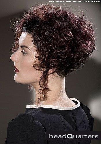 Frisuren Bilder Kurzer Lockenkopf Frisuren Haare