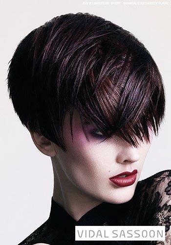 Frisuren Bilder Kurzhaarschnitt Mit Langem Deckhaar Frisuren Haare