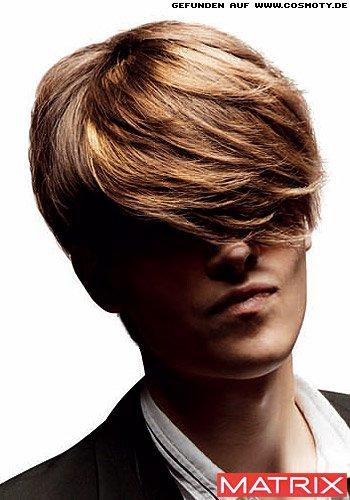 Frisuren Bilder Langes Deckhaar Tief Ins Gesicht Gestylt Frisuren