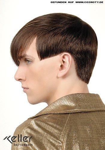 Frisuren Bilder Langes Deckhaar Zu Anrasiertem Nacken Frisuren Haare