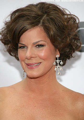frisuren bilder marcia gay harden volumin ser locken bob. Black Bedroom Furniture Sets. Home Design Ideas