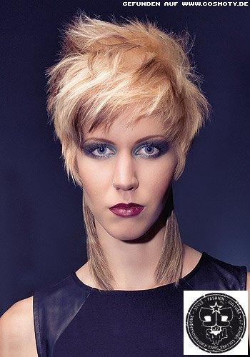 Moderner VoKuHiLa mit blonden Schattierungen
