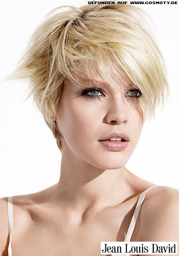Frisuren Bilder Out Of Bed Look Für Den Kurzhaar Pixie Frisuren