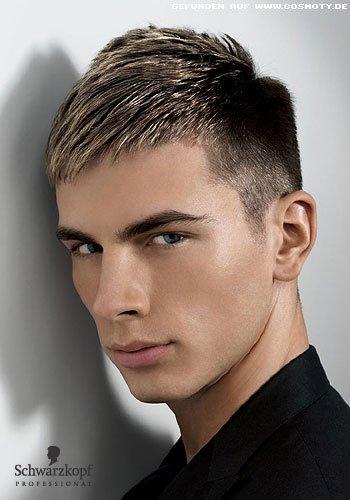 Frisuren Bilder Raspelkurz Und Blond Gesträhnt Frisuren Haare