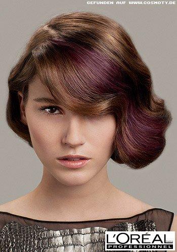 Sanfte Welle für femininen Look