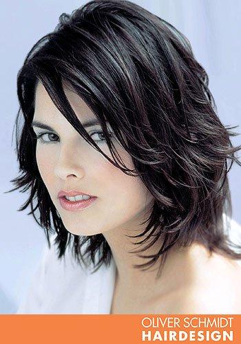 Frisuren Bilder Schneewittchen Look Mit Stufenschnitt Frisuren Haare