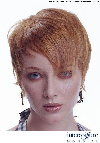 Top 25 Frisuren 2005 Bilder Trends Neuheiten