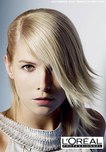 Sommer-Wet-Look für dünnes Haar