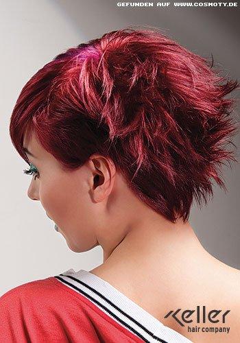 Frisuren Bilder Stark Betonter Hinterkopf Frisuren Haare