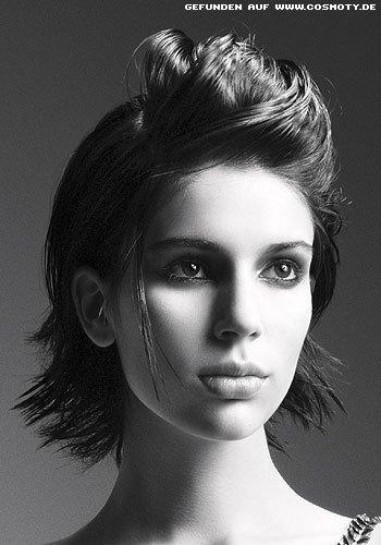 Frisuren Bilder Stufenschnitt Mit Grosser Lassiger Tolle Frisuren