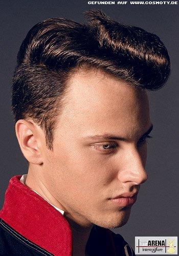 Stylisher Mix aus kurzen und langen Haaren