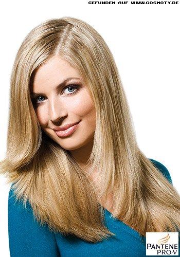 Susan Sideropoulos: Glatter und glänzender Sleek-Look