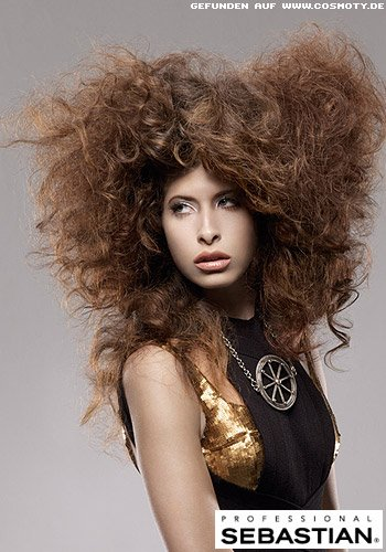 Frisuren Bilder Wilde Locken Fur Xxl Afro Look Frisuren Haare