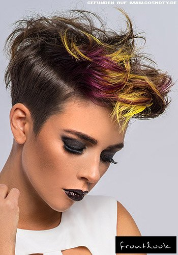 Top 25 Frisuren Kurzhaarfrisuren Bilder Trends Neuheiten