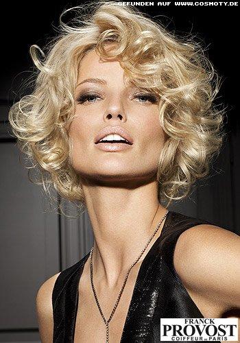 Frisuren blonde locken