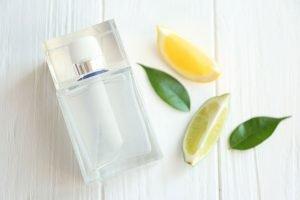 Zitrusfrüchte und Parfum