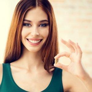 Nahrungsergaenzungsmittel Haarausfall kräftige Haare Kapseln für Haare