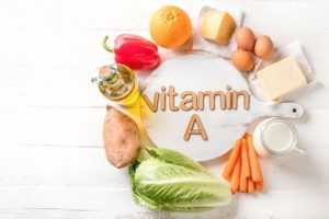 vitamin a haltige lebensmittel