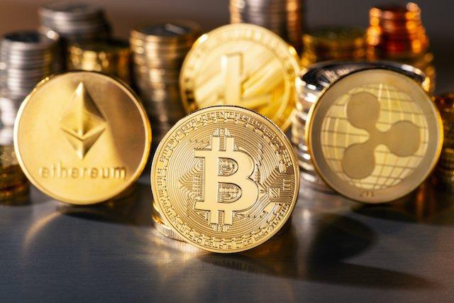 Wallets für mehrere Kryptowährungen