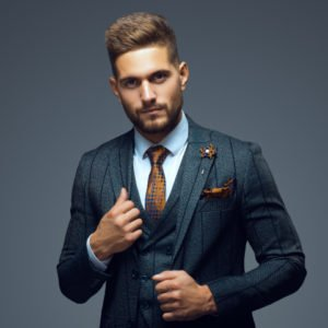 Als Mann schick machen: Ein Anzug ist nur der Anfang