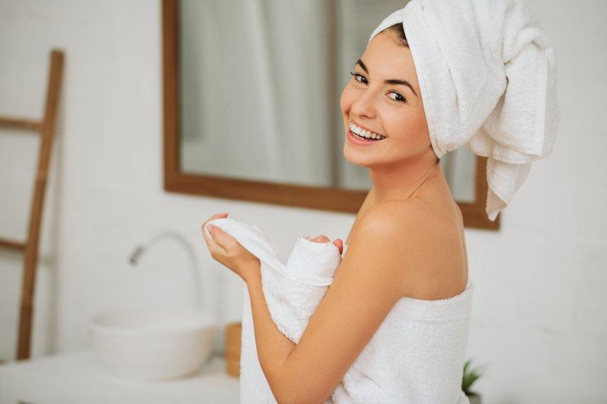 Duschtücher: Worauf Sie beim Kauf achten sollten
