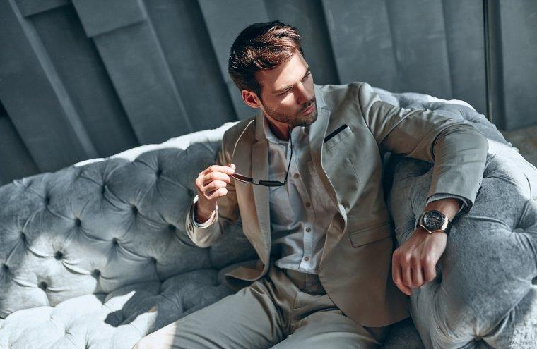 Accessoires für den Mann: Armbanduhren